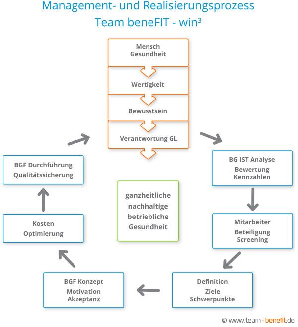 Managementprozess Realisierungprozess web