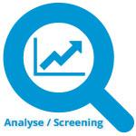 Analyse Unternehmen web