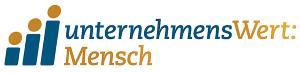 Logo Unternehmenswert Mensch web Unternehmen